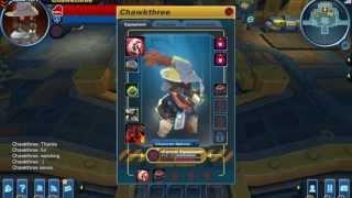 Spiral Knights: Irontech Destroyer Demonstration