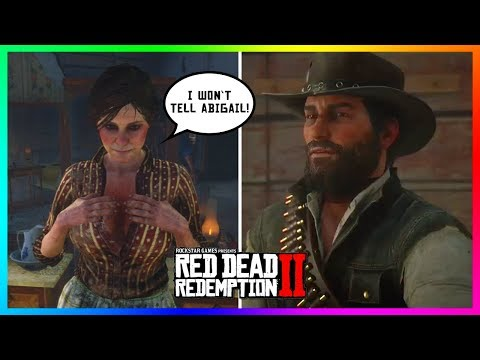 What Happens If John Visits The Aberdeen Pig Farm Instead Of Arthur In Red Dead Redemption 2? (RDR2) thumbnail
