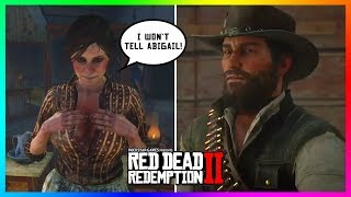 What Happens If John Visits The Aberdeen Pig Farm Instead Of Arthur In Red Dead Redemption 2? (RDR2)