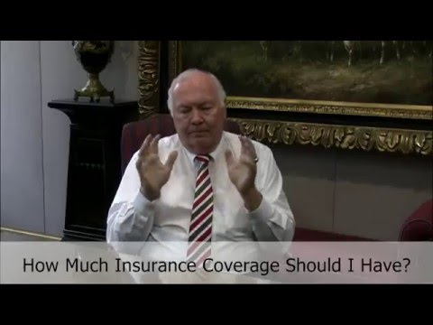 How Much Insurance Do I Need? - Ranier Munns | Bogin, Munns & Munns