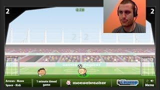 Sports Heads Football ep.1 [Srpski Gameplay]