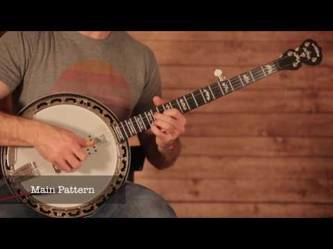 "The Animals ""House Of The Rising Sun"" Banjo Lesson (With Tab)"