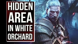 Witcher Secret Area White Orchard Nilfgaardian Camp