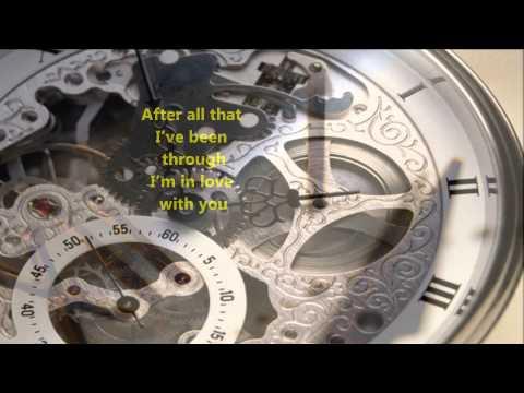 Teddy Pendergrass - In My Time w/ Lyrics