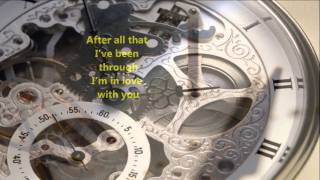 Teddy Pendergrass - In My Time w/ Lyrics