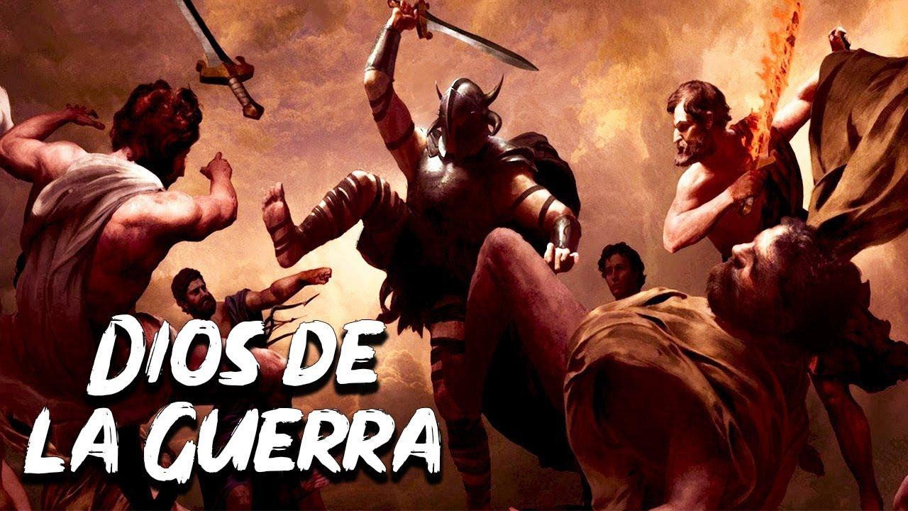 Ares: El Dios de la Guerra (Marte) - Mitología Griega - Mira la Historia