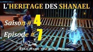 [FR] - SWTOR - [Inquisiteur # 39] - Héritage Shanael - S04EP07 - Le Moteur Infini