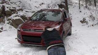 Ford Escape Off-Road Misadventure & Review