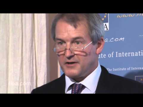 Owen Paterson MP on British-Irish Relations in the 21st Century