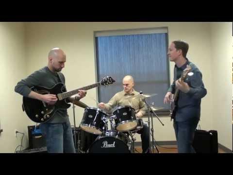 Adult Rock Band at Settlement Music School