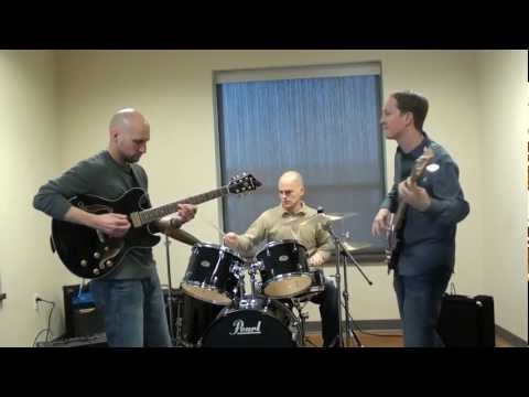 Adult Rock Band at Settlement Music School
