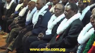 Swearing In of Ward Councilors for Ialibu-Pangia