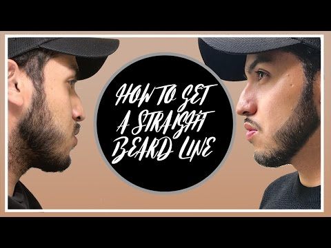 Beard Line Up At Home! | My Shaving and Trimming Routine!