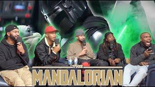 "The Mandalorian S2E8 FInale ""The Rescue"" Reaction/Review"