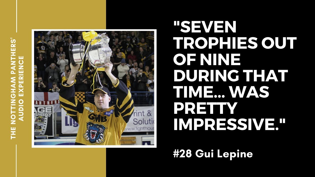 """""""7 trophies out of 9 during that time... was pretty impressive.""""