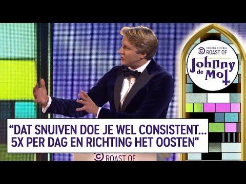 Roast van Johnny de Mol – Ruben van Zwieten