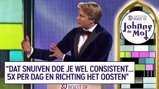 Ruben van Zwieten - Volledige Roast van Johnny de Mol! - THE ROAST OF JOHNNY