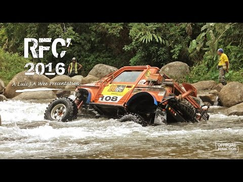 Rainforest Challenge (RFC) Grand Final 20th Edition - S03E01 - Offroad Addiction TV