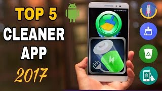 5 Best Android Cleaner Aaps 2017