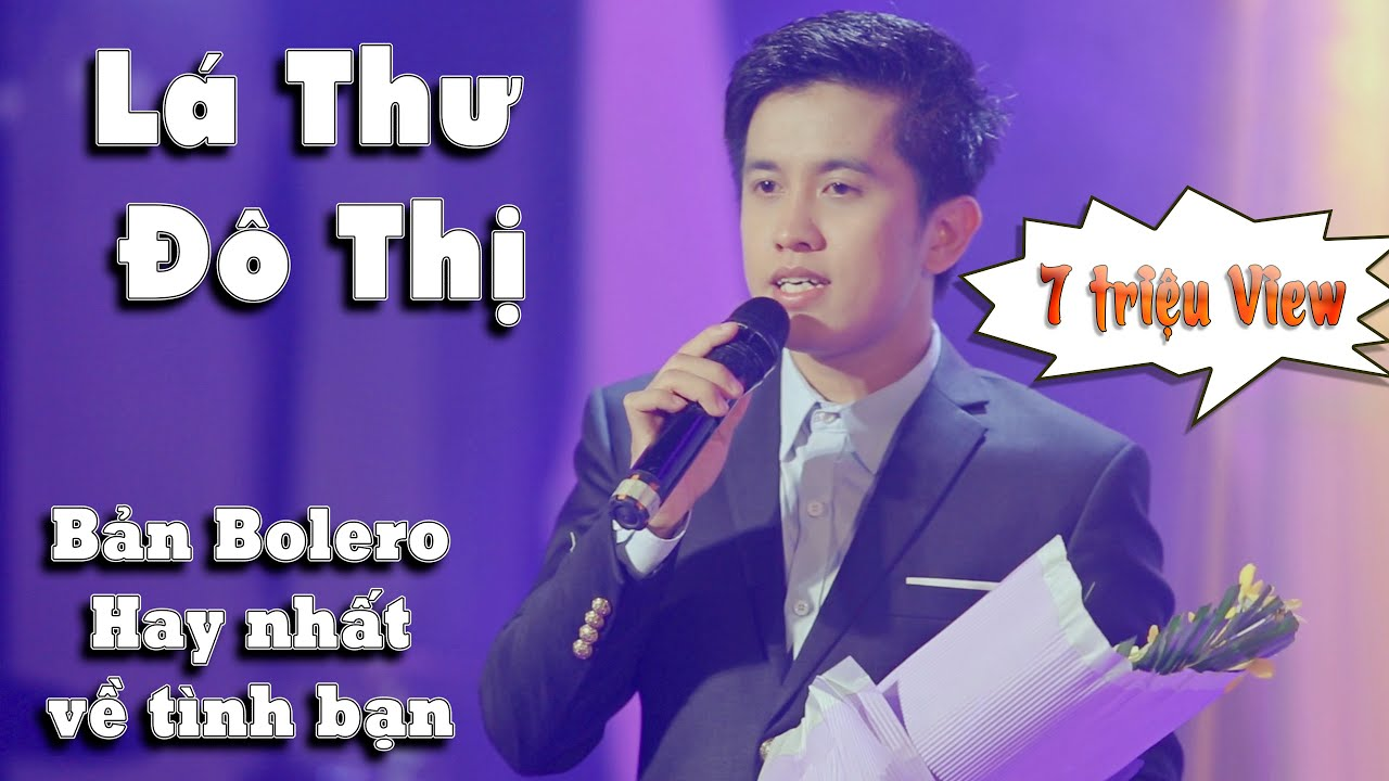 Lá Thư Đô Thị – Mai Trần Lâm [Official] – Phiên bản hay nhất !