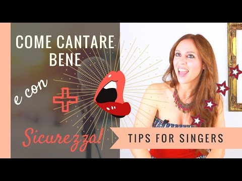 Singing with Confidence - How to Sing with Confidence in 6 step