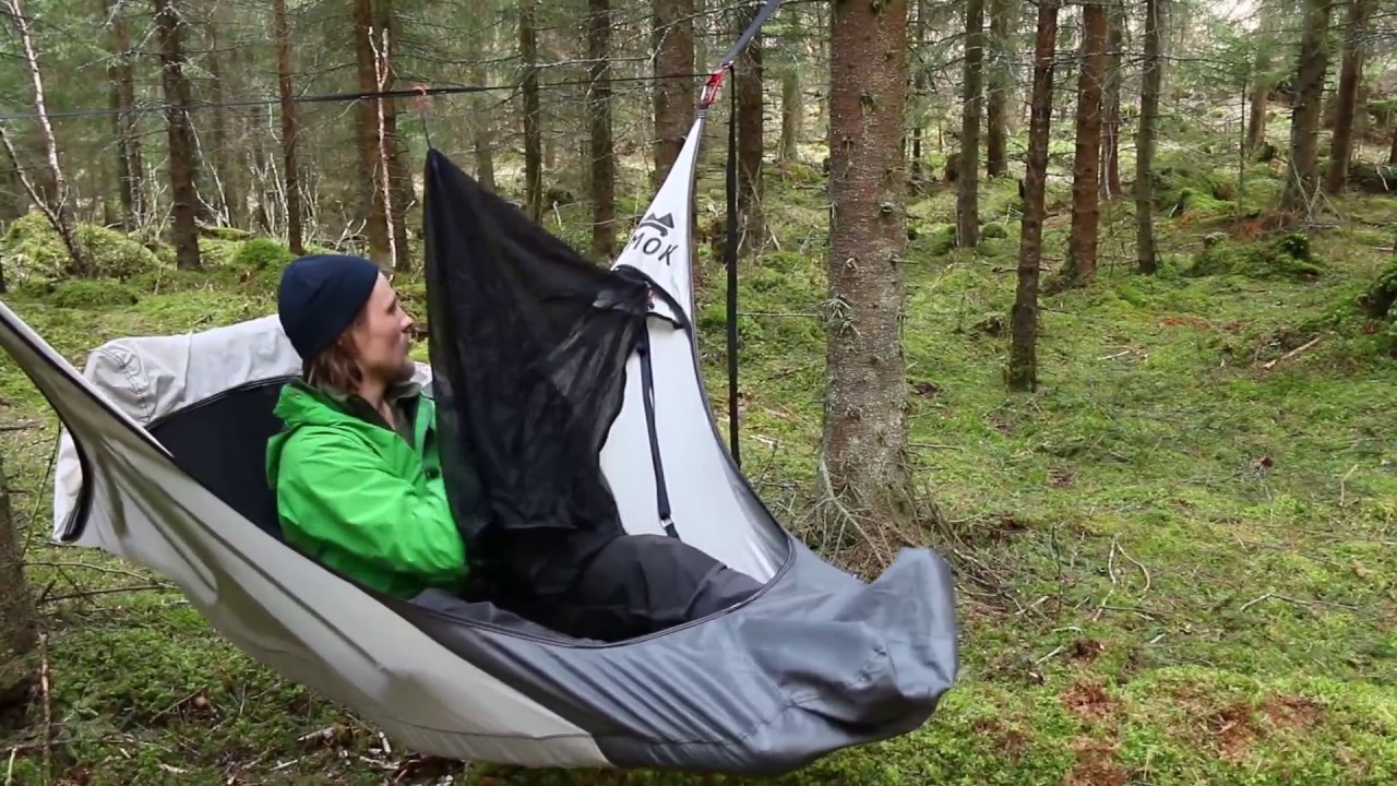 Introducing the Best Hammock for C&ing The Draumr by Amok Hammocks & Introducing the Best Hammock for Camping: The Draumr by Amok ...