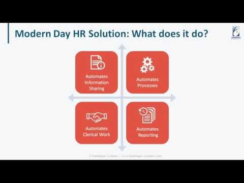 Webinar: Building Next Gen HR Solutions with People Analytic