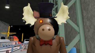 ROBLOX PIGGY 2 INSOLENCE MARKUS BOSS JUMPSCARE - Roblox Piggy Book 2 rp