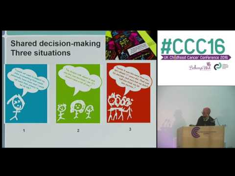 CCC16 - Faith Gibson - Ethical considerations of involving children in research