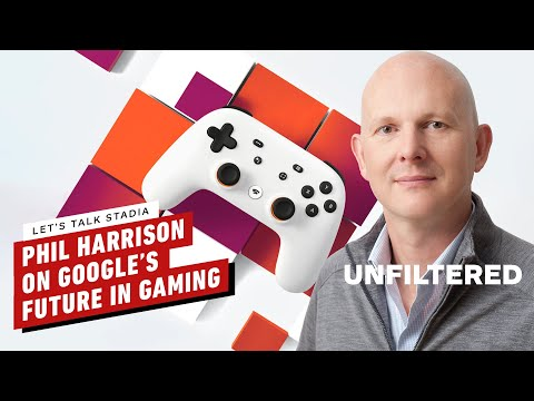 Google Exec on How Stadia Factors Into the Next-Gen Future - IGN Unfiltered #46 (Part 2)