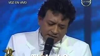 """Yo Soy 05-07-13 JOSE JOSE """"Amnesia"""" [Carlos Burga] Yo Soy 2013 COMPLETO [05/07/13]"""
