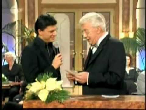 Patrizio Buanne in Germany 2006-Melodien fuer Millionen-Che sara'