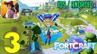 FORTCRAFT MOBILE - iOS / ANDROID GAMEPLAY - #3