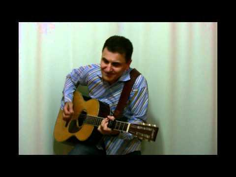 Michel Teló - Ai Se Eu Te Pego - Fingerstyle guitar cover- HD-Enyedi Sándor