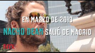 Viaje Por El Mundo A Pie, Nacho Dean