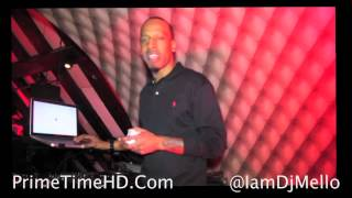 DJMELLO AT CLUB PROVIDENCE NYC  (VLOG) EPISODE 1. 2013