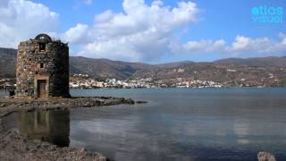 Crete, Greece - Elounda - AtlasVisual(Crete Video Map: http://www.atlasvisual.com/crete-greece Elounda is the cosmopolitan tourist resort of Lasithi, and the port of Agios Nikolaos is 11 km away from ..., 2013-11-18T13:50:47.000Z)