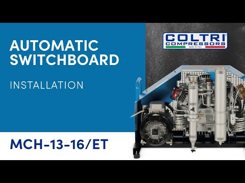 INSTALLATION AUTOMATIC SWITCHBOARD