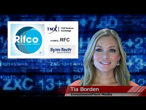 Rifco Inc. (TSXV: RFC) announced Sym-Tech has increased its strategic Investment in Rifco