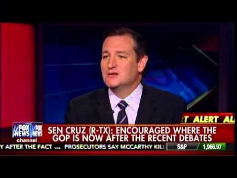 Sen Ted Cruz (R-TX) Religion Is Not A Test For Public Office, But Views On Policy Are - Cavuto