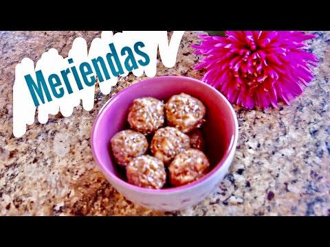 ¡TRES MERIENDAS RICAS Y SALUDABLES!  || HEALTHY SNACK || SIMPLY VIRGINIA