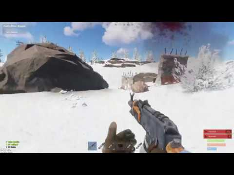 Intense Rust Highlights (Raid Defense, Online Raid and PvP) thumbnail