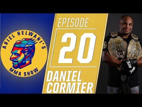 Daniel Cormier on win vs. Derrick Lewis, not wanting to fight Jon Jones   Ariel Helwani's MMA Show