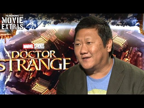 Doctor Strange 2016 Benedict Wong talks about his experience making the movie