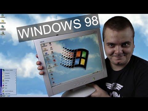 Собрал ПК на Windows 98 в 2018 году - Зачем ???