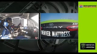Dale Earnhardt Jr., Martin Truex Jr. rear end each other after pileup thumbnail