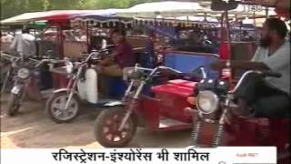 NDTV India - Raftaar: Hero Electric Raahii - Electric Rickshaw