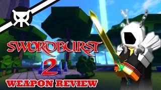 Weapon Review ▼ Metallic Rapier ▼ SwordBurst 2 ▼ ROBLOX