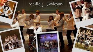 Glee - Jackson Medley (ABC / Control / Man in the mirror)