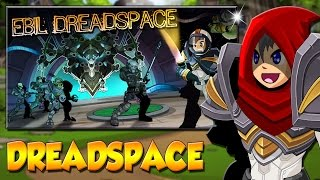 DREAD SPACE Walkthrough [LIVE] NEW Release AQW
